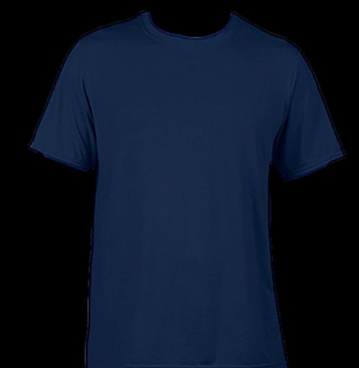 Dry Fit Kanji Blue